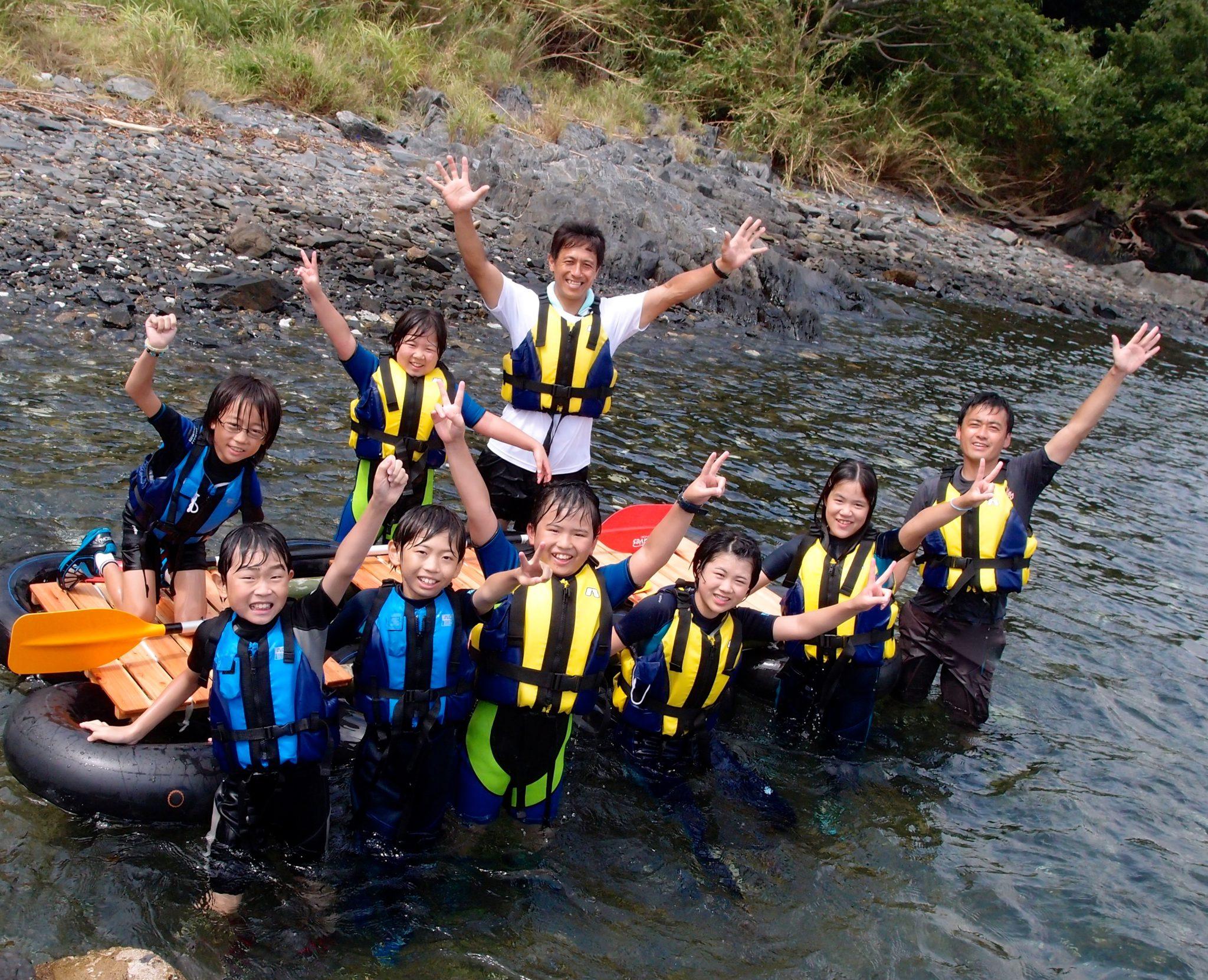 チャレンジワールド 冒険教育プログラム